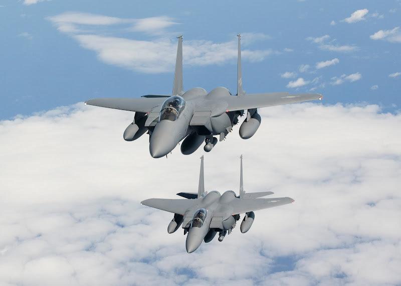 F-15K Slam Eagle Rokaf Fighter Aircraft