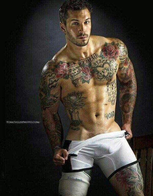 A Tattooed Alpha