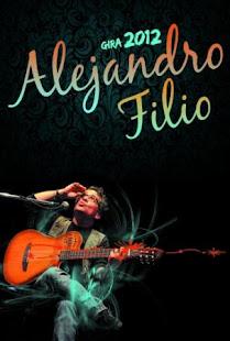 Alejandro Filio en Concierto