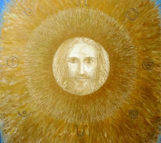 kosmischer Christus; Quelle: beate-elise.de