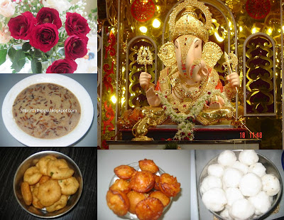 Ganesh festival is celebrated in India, we make these prasadams