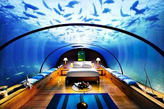 Poseidon Undersea Hotel en las Islas Fiji
