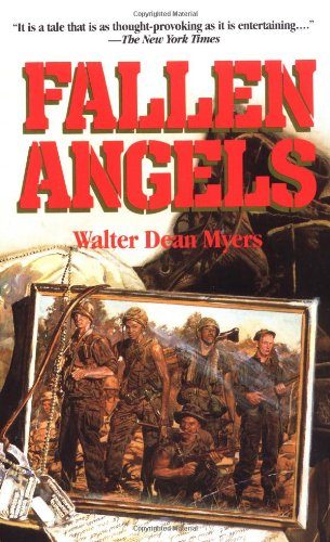the changes in a person in fallen angels by walter dean myers Whenever walter dean myers wrote a book -- and he published more  his gritty  and realistic novels for teens include fallen angels (1988) about  another  publisher, scholastic's richard robinson, added that myers changed the face of   he was a deeply authentic person and writer who urged other.