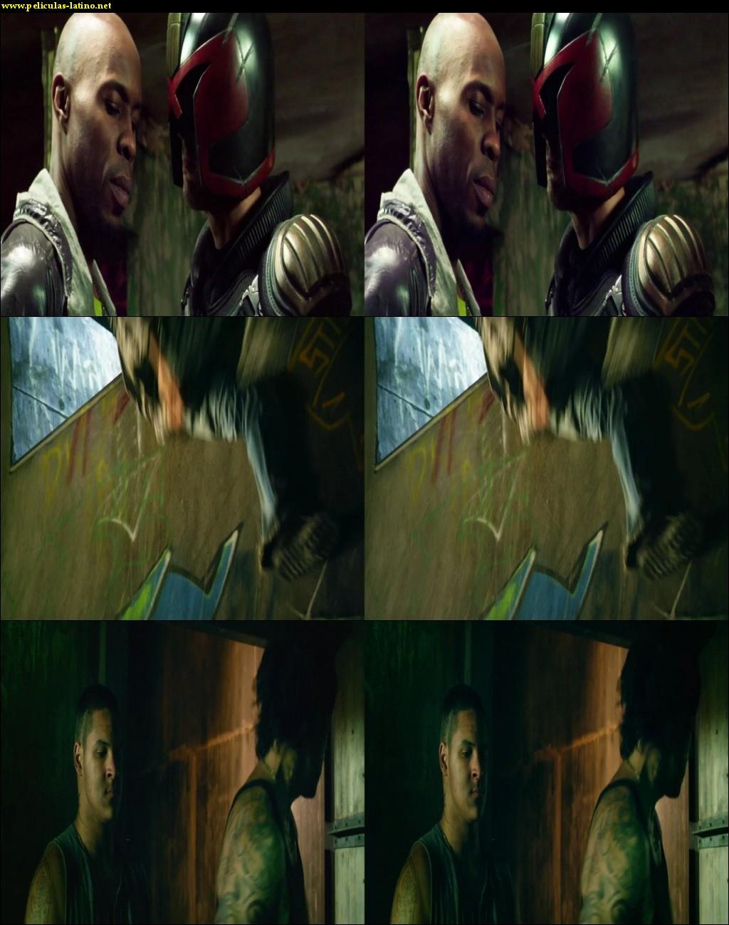 Imagen 1 Dredd película HD 1080p 3D SBS latino 2012