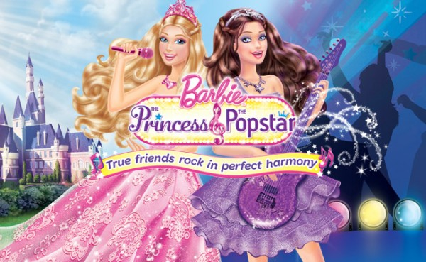 watch barbie princess and popstar