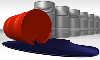Crude oil prices fall as much as 20% since beginning of the year