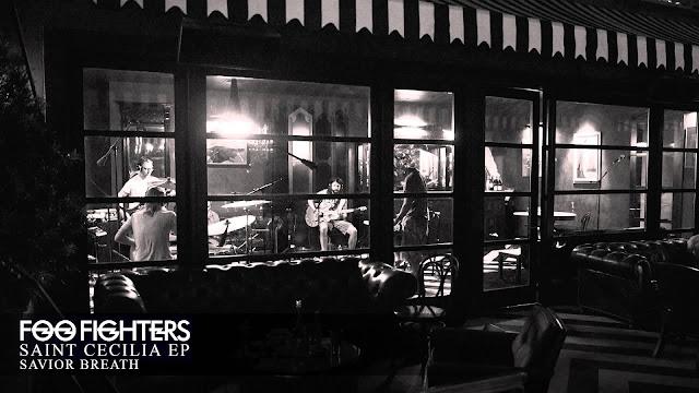 Foo Fighters – Savior Breath (Lyrics)