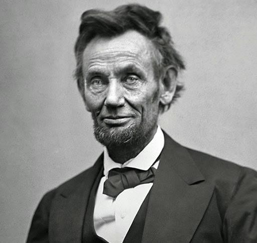 Abraham Lincoln - the vegetarian president