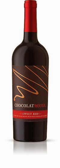 cioccolato vino aroma bottiglia packaging mareting california dark label chocolate