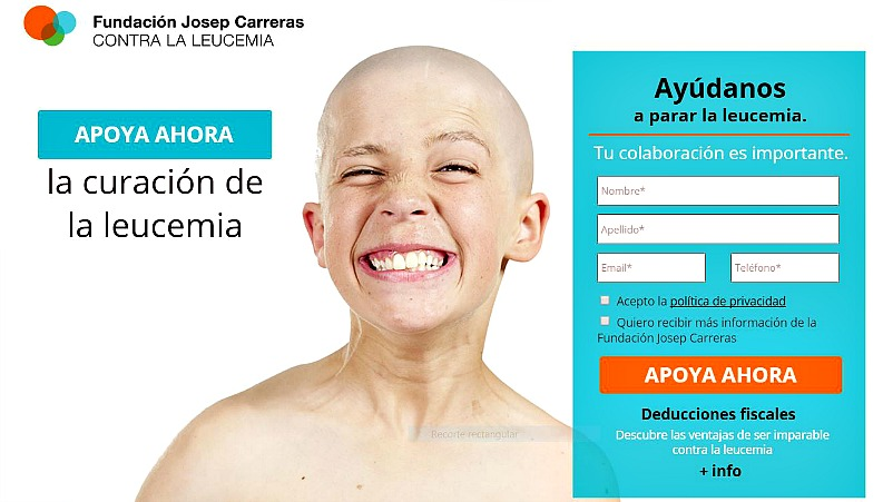 * ¡Ayúdame a Ayudar a la Curación de la Leucemia! *