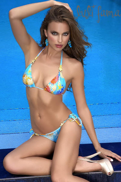 Irina Shayk, Swimsuit Photo