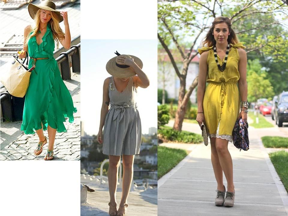 Saia Blusa Short e moda feminina  Summer+looks+ver%C3%A3o+vestido+saia+blusa+short+jeans+colorido+color+2012+2