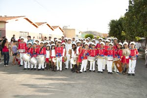 BANDA MARCIAL DO EMAPS