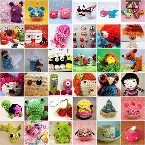 Cute Kawaii Amigurumi Patterns : CULTUREVORE - Specialising in design, arts and culture ...