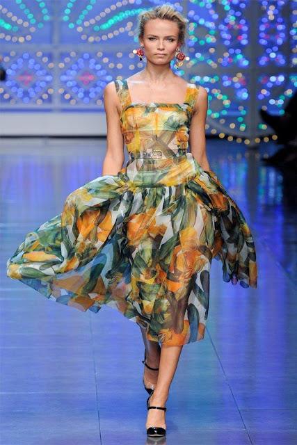 dolce gabbana8 - Dolce&Gabbana Ilkbahar 2012 | Milan Moda Haftas�