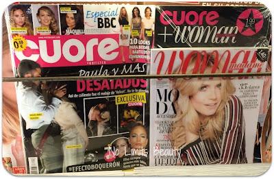 Regalos revista Cuore + Woman Mayo 2015