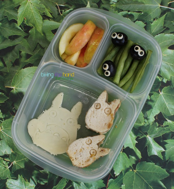 My Neighbor Totoro bento lunch