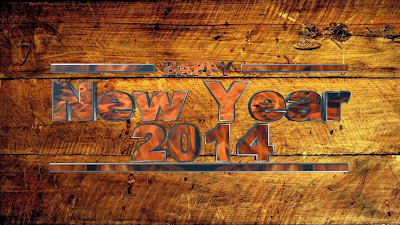 Wood Style Happy New Year Images 2014 Happy New Year 2014 Wallpapers