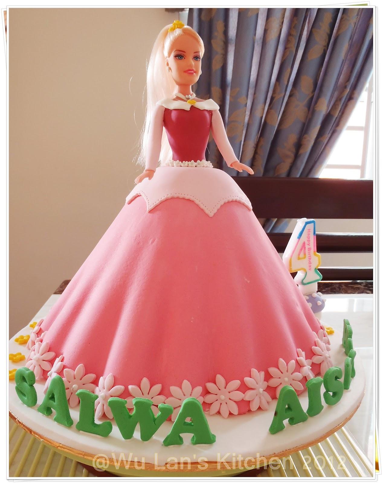 Wu Lans Kitchen Princess Aurora for Salwa