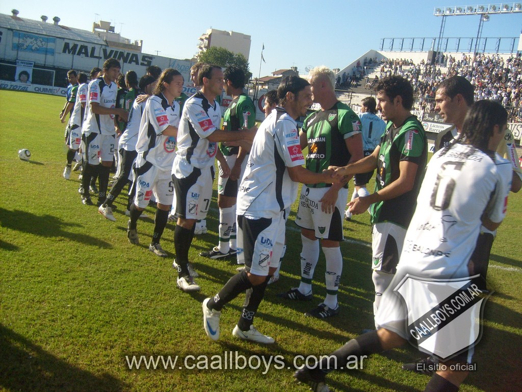 All Boys vs San Martin San Juan