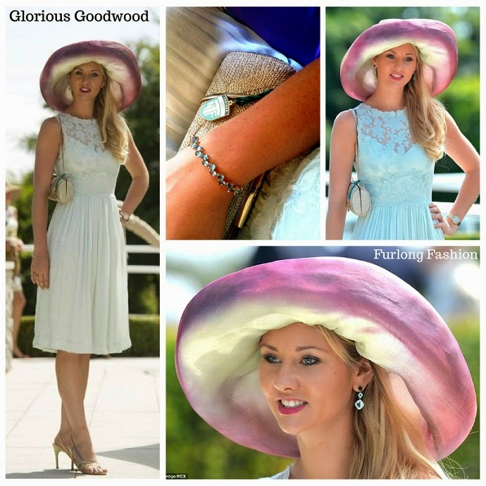 Glorious Goodwood fashion