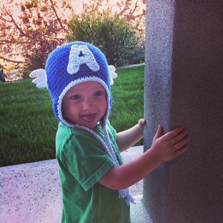 Avengers: Captain America A Chick w/ Sticks