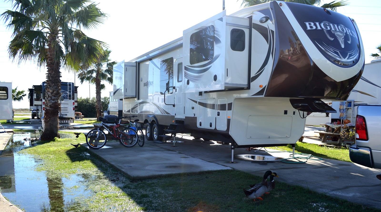 No Bad Days Rving Rv Parks Scoop Jamaica Beach Rv Resort Galveston Tx
