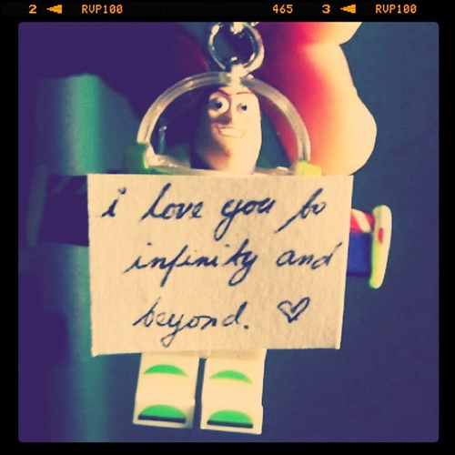 buzz-lightyear-forever-i-love-you-to-infinity-and-beyond-toy-story    I Love You To Infinity And Beyond Tumblr