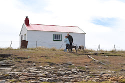 Top Dip Shanty - West Falkland