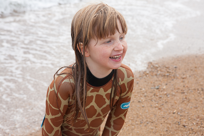 saltskin animal print wetsuits for children