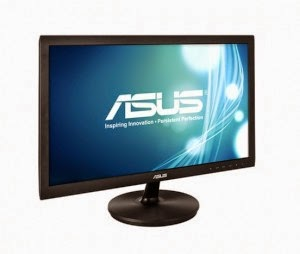 Buy Asus 21.5 inchBacklit LCD VK228H Monitor Rs. 11999 only