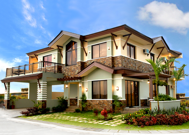 Dream house in the philippines dmci best modern house for Dream home plans