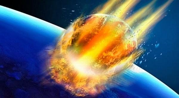 Asteroid Raksasa Bakal Kiamatkan Umat Manusia