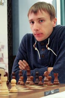Le joueur d'échecs ukrainien Yuriy Kryvoruchko (2711), tête de série n°1 du tournoi - Photo © site officiel