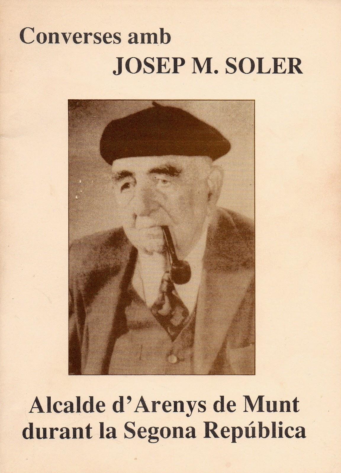 Josep Maria Soler Segona República