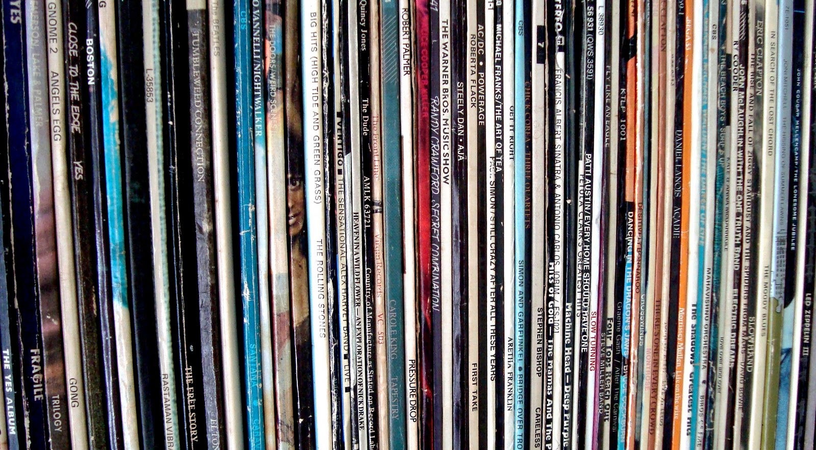 vinyl albums are awesome