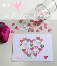 Ein Herz für Blogger...