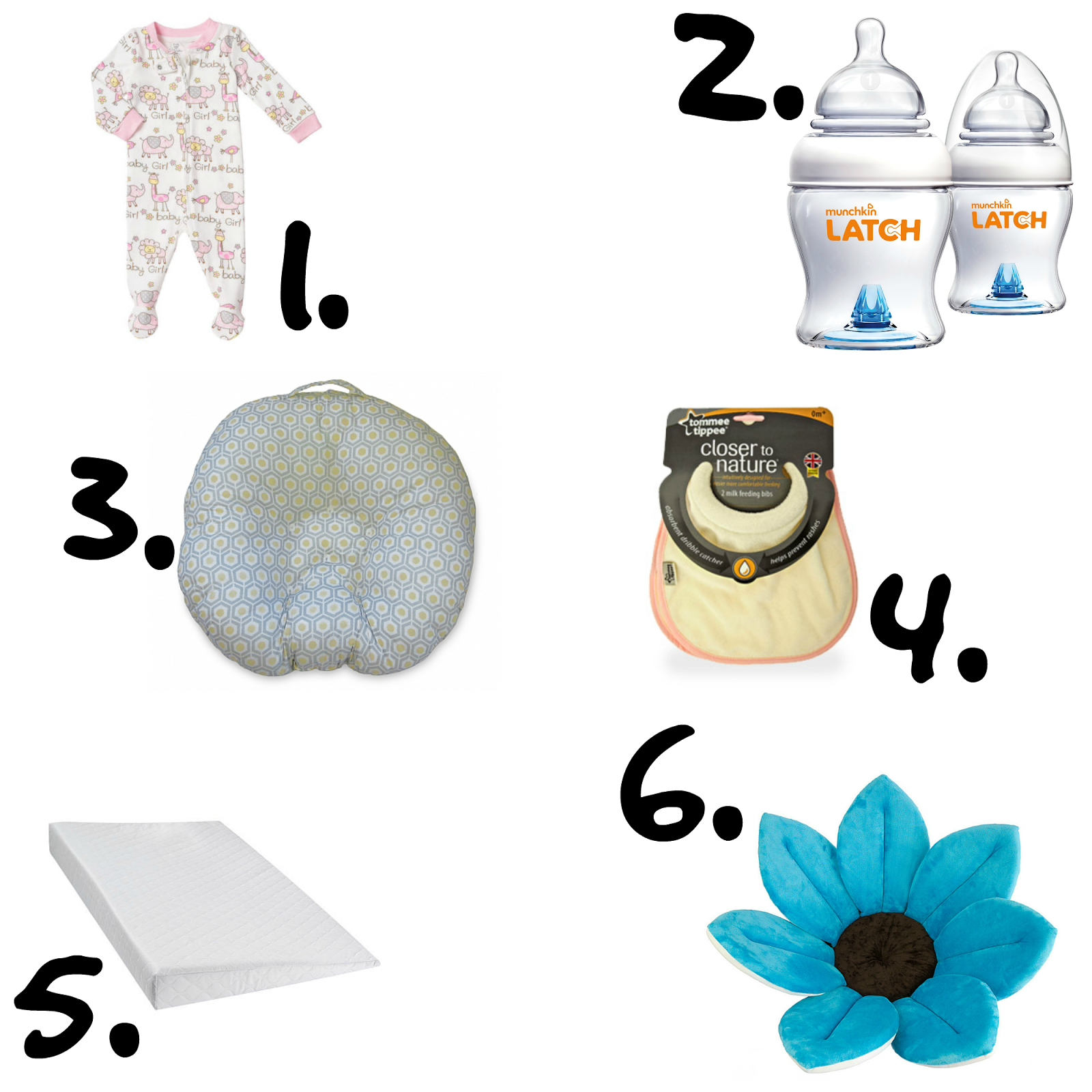 Preemie Newborn Baby Must-Have Items and Favorites