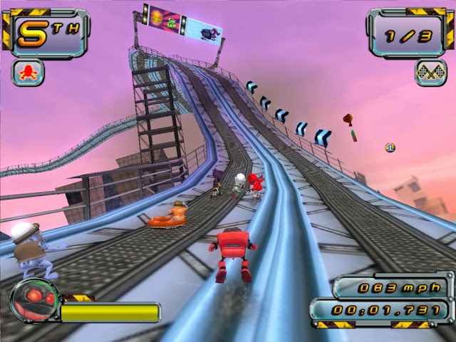 Crazy Frog Racer 2 pc Game