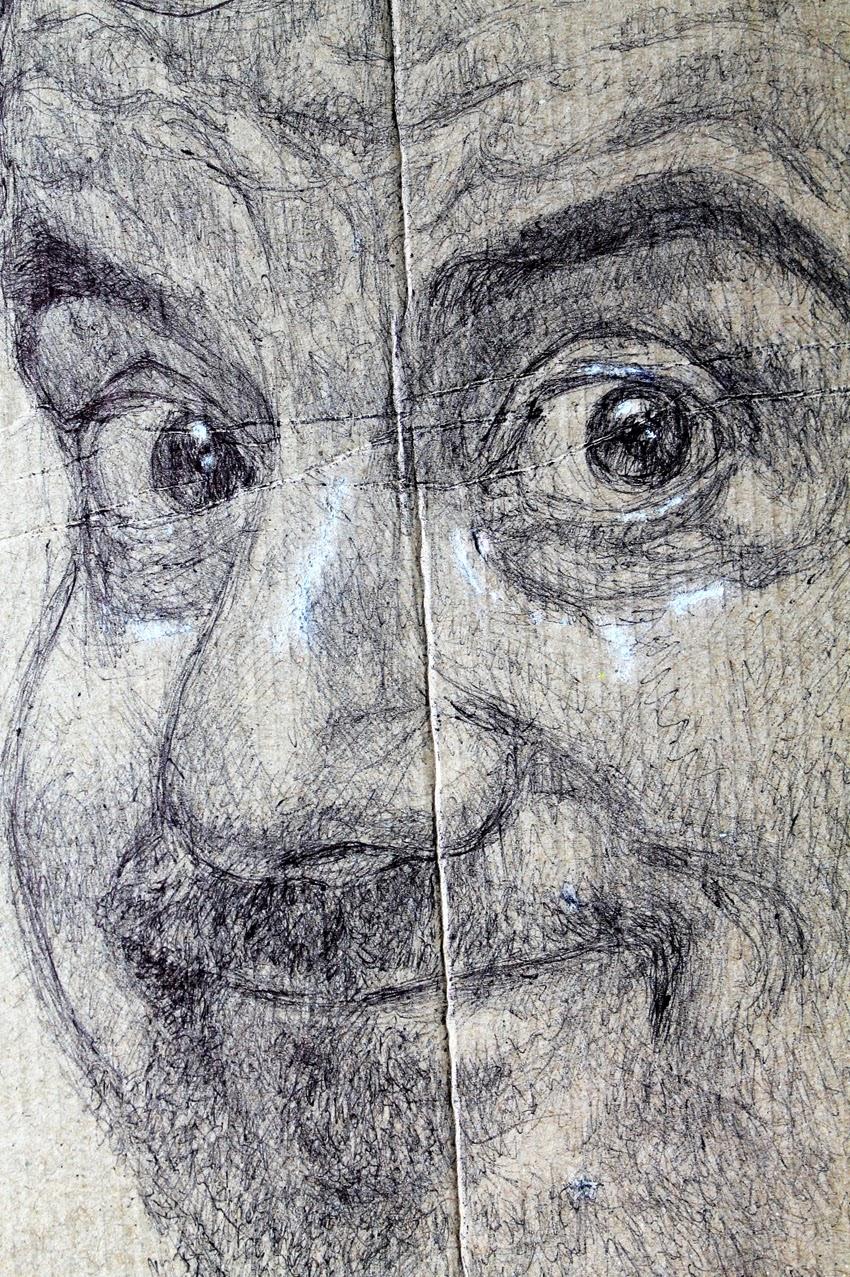 """""""Retrato"""",""""Gloria Fuertes"""",""""Martes y Trece"""", """"Martes y 13"""", """"Millan Salcedo"""",""""Foro de Pozuelo"""",""""Pozuelo"""""""