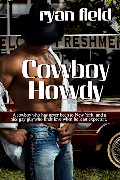 Cowboy Howdy by Ryan Field