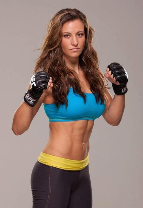 Miesha tate espn body issue images amp pictures becuo