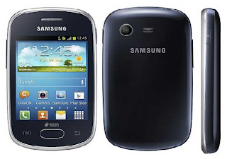 Samsung Galaxy Star Spesifikasi dan Harga