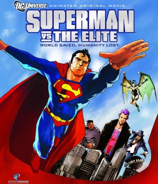 Siêu Nhân Và Elite - Superman And The Elite