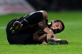 Barcelona estará tres semanas sin Pedro Rodríguez