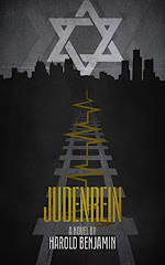 Judenrein: A Jewish Dystopian Thriller by Harold Benjamin