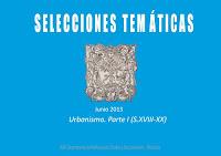 Selección temática Urbanismo Biblioteca del INAP