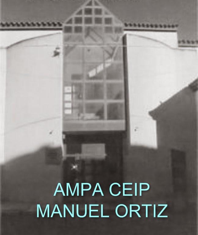Ampa CEIP Manuel Ortiz