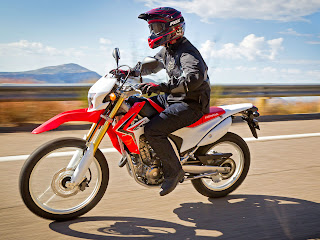 2013 Honda CRF250L Motorcycle Photos 2