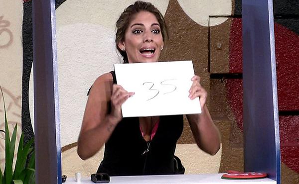 Anamara vence Prova do Líder (Foto: BBB/ TV Globo)